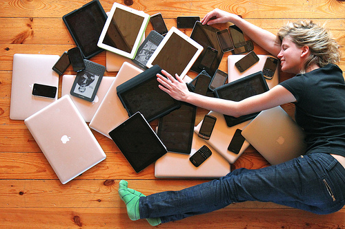 It's A Holiday – leave the gadgets at home!
