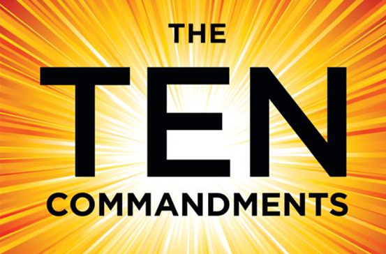 ten comandments