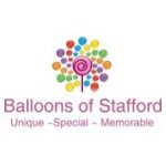 Balloons of Stafford logo