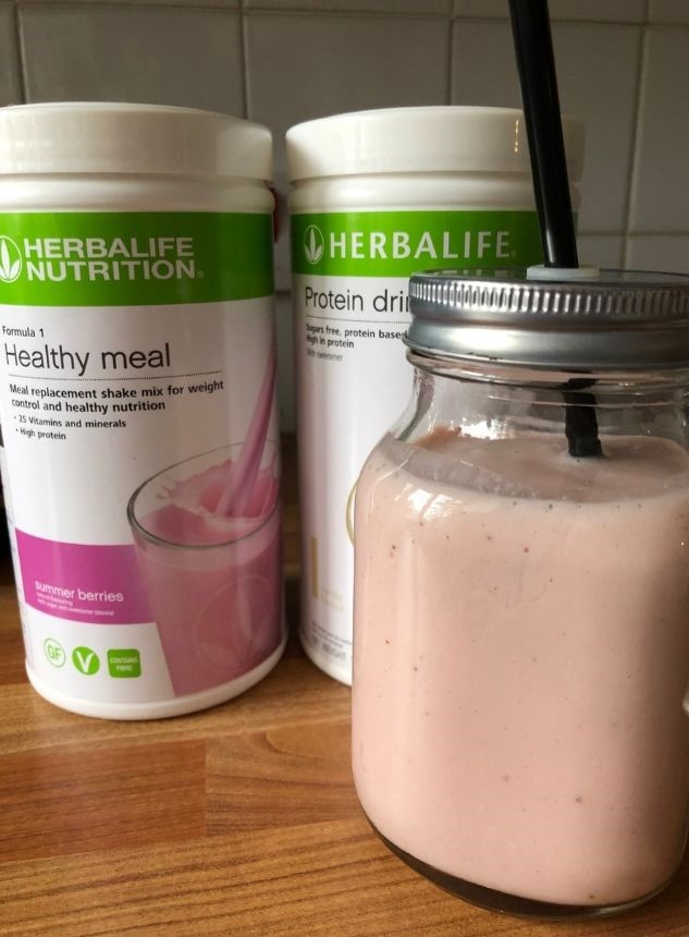 My Herbalife Journey – Week 1: Four Days In